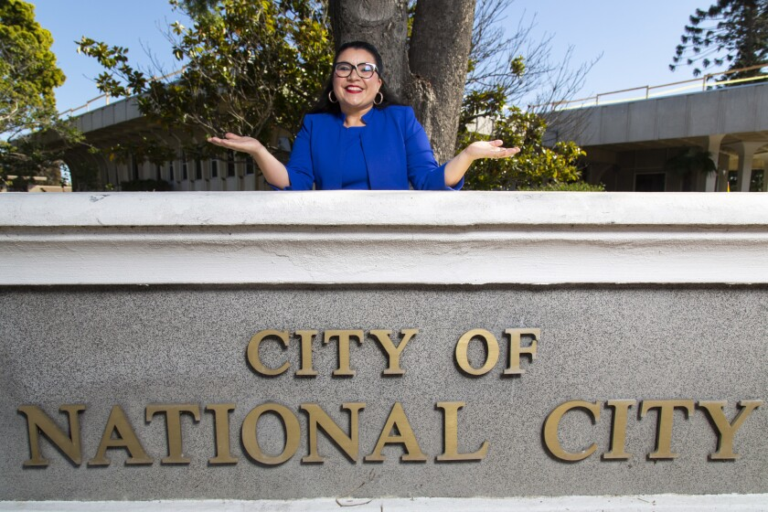 National City Mayor Alejandra Sotelo-Solis
