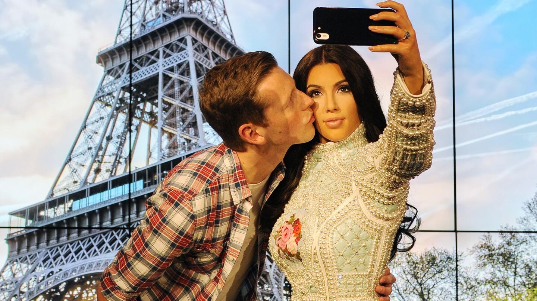 Celebrity of Wax | Kim Kardashian