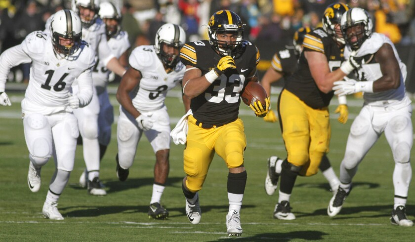 Chris Dufresne's college football top 25: Alabama still No. 1; Iowa moving up