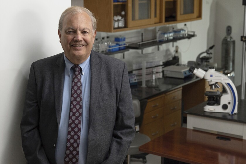 Dennis Slamon of UCLA will share the 2019 Lasker Award for clinical research for his role in the invention of Herceptin, a breast cancer treatment.