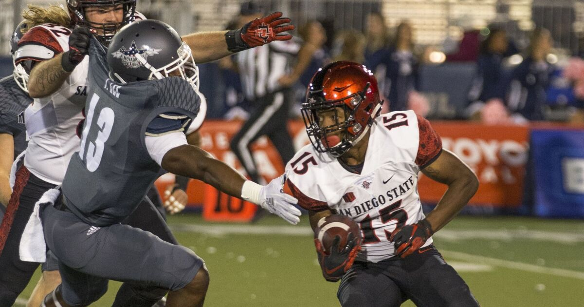 Aztecs depth chart indicates shift from run-dominated offense to more uptempo attack