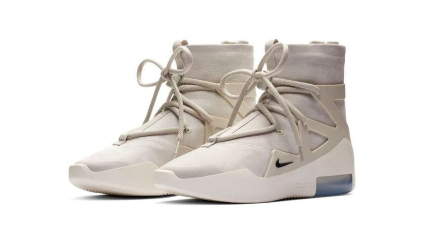 Air Fear of God 1 in Light Bone