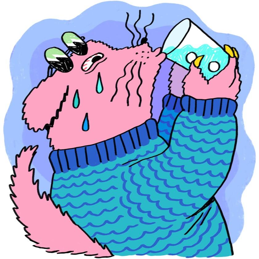 Blowfish effervescent tablets