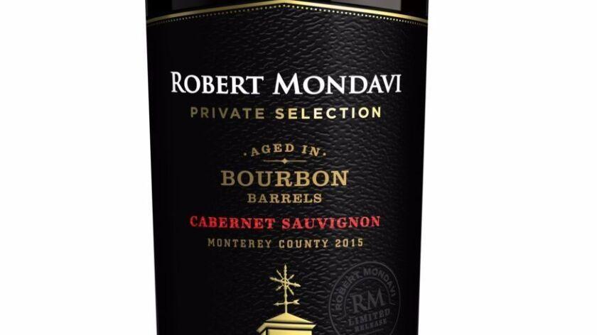 2015 Robert Mondavi Private Selection Bourbon Barrel Aged Cabernet Sauvignon