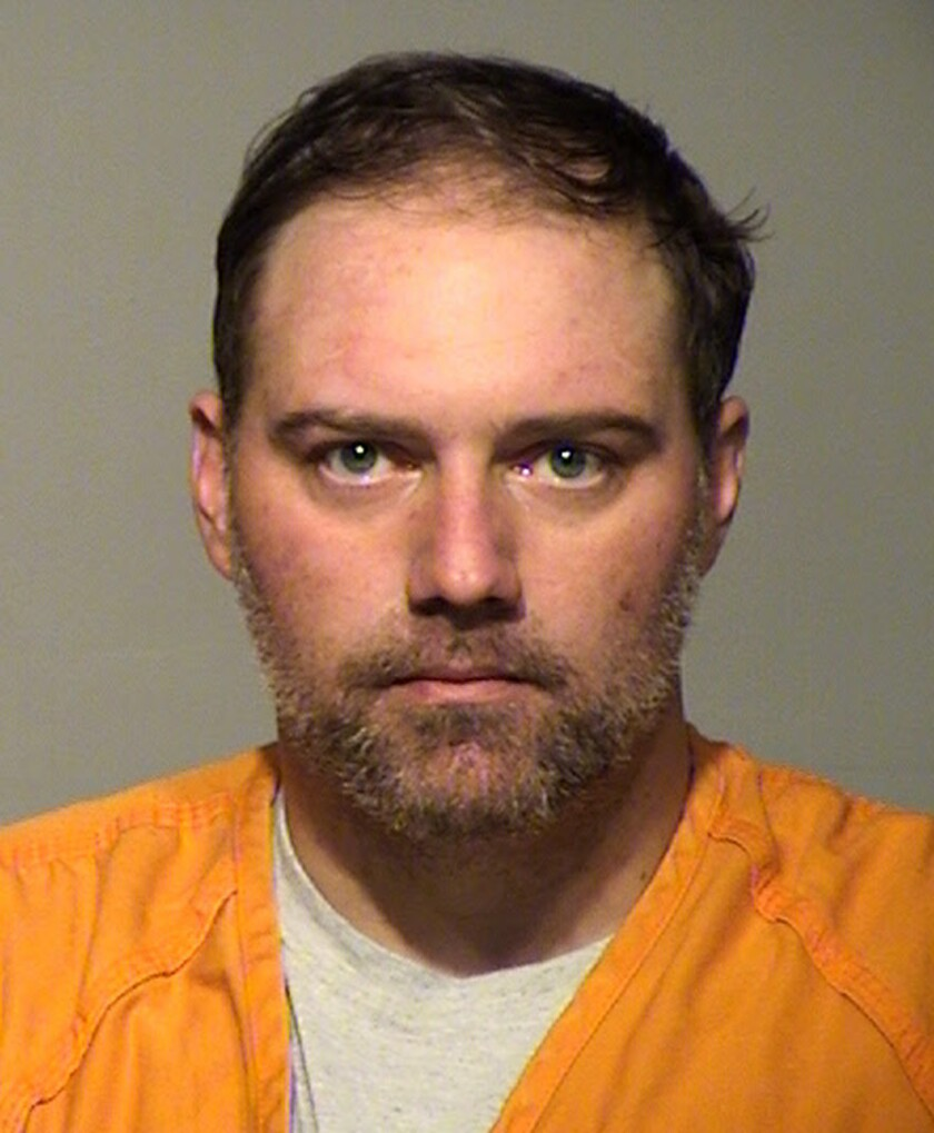 Dan Popp was sentenced to life in prison with no possibility of parole in the March 2016 shooting deaths of three of his neighbors.
