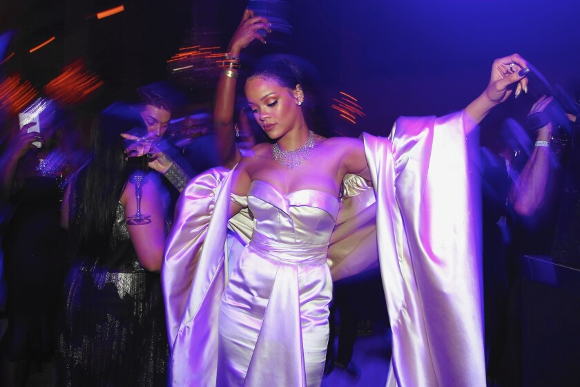 Rihanna has been teasing a new album but has remained tight-lipped about specifics.
