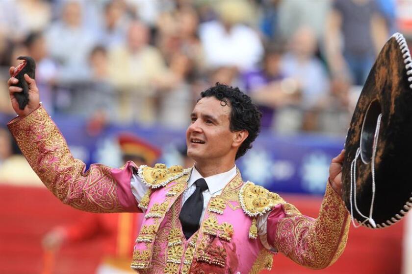 Fermín Spinola, torero mexicano. EFE/Archivo