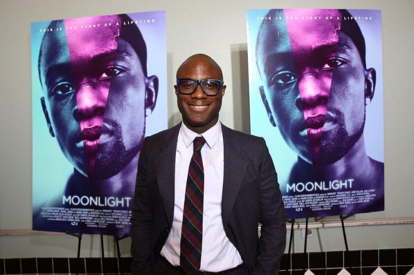 """""""Moonlight"""" director Barry Jenkins."""