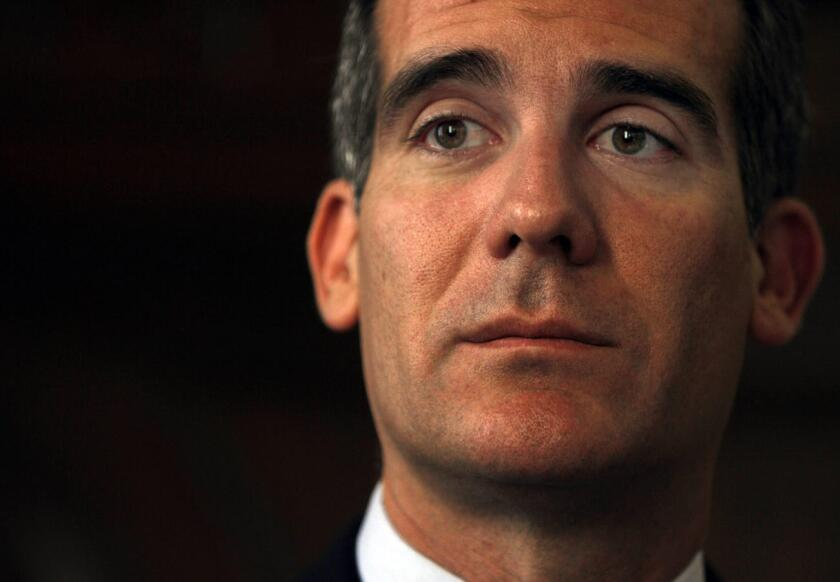 Mayor Eric Garcetti talks poverty and minimum wage in Los Angeles