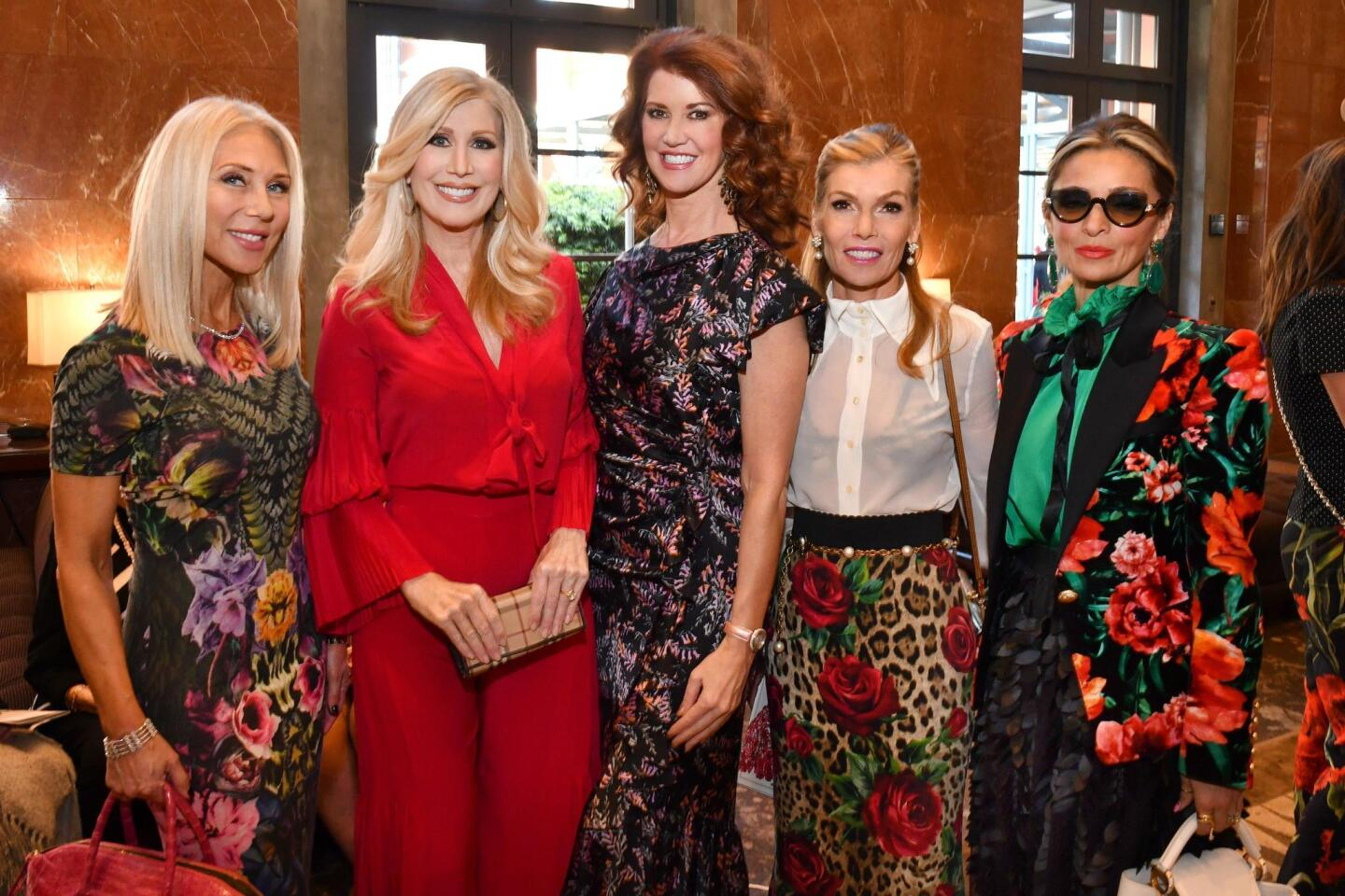 The Globe Guilders host 'Celebrating Couture 2019'