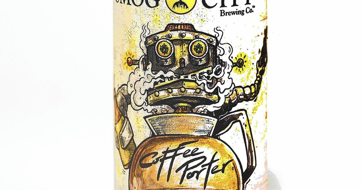 Beer review: Smog City Brewing Co 's Coffee Porter - Los