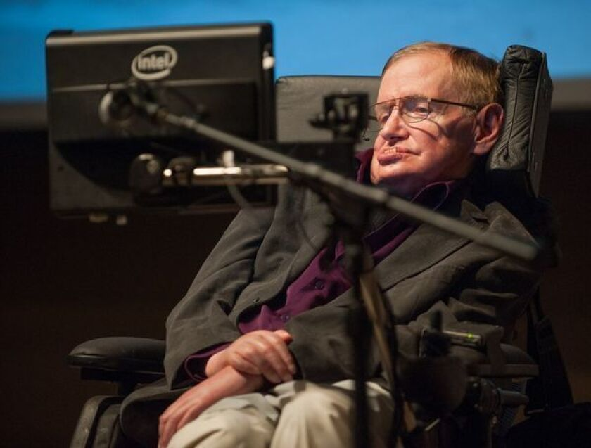 Stephen Hawking talks about unified theory and his biggest 'blunder'