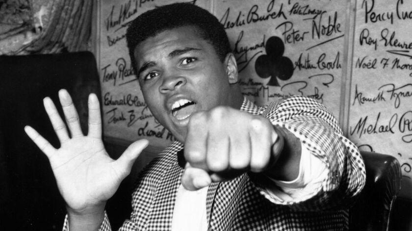 Muhammad Ali fue condenado por negarse a participar en la Guerra de Vietnam, pero nunca llegó a cumplir condena.