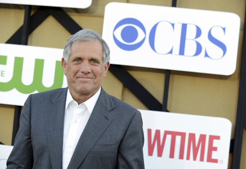 FILE - In this July 29, 2013, file photo, Les Moonves arrives at the CBS, CW and Showtime TCA party at The Beverly Hilton in Beverly Hills, Calif. ViacomCBS said Friday, May 14, 2021 that former CBS CEO Les Moonves will not get his $120 million severance package from his firing in 2018, ending a long-running dispute over the money.(Photo by Jordan Strauss/Invision/AP, File)