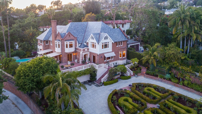 Michael Feinstein's Los Feliz mansion   Hot Property
