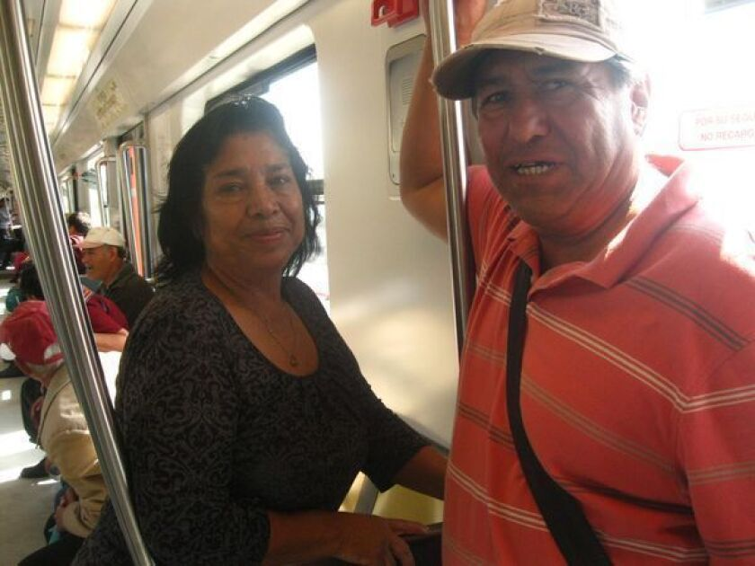 Mexico City's subway patrons aren't smiling now, after the highly touted new Line 12 was shut down due to design flaws.