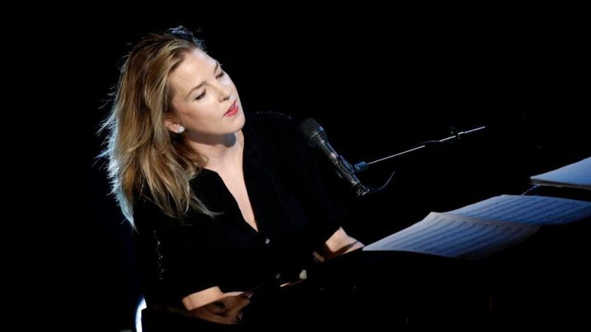 Jazz vocal luminary Diana Krall will perform at Humphreys Concerts by the Bay on Sept. 24.