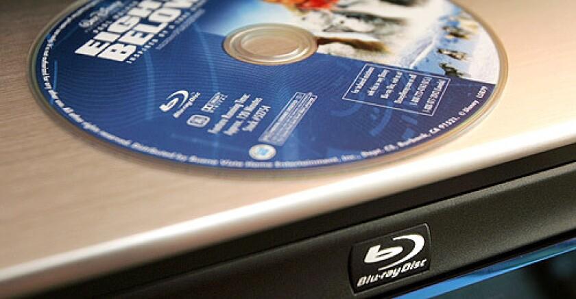 Blu Ray exclu