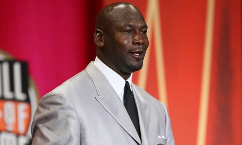 Former Chicago Bulls and Washington Wizards star Michael Jordan made an estimated $90 million last year, according to Forbes.
