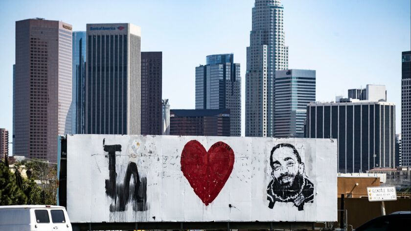 Nipsey Hussle shooting: Unanswered questions cast long