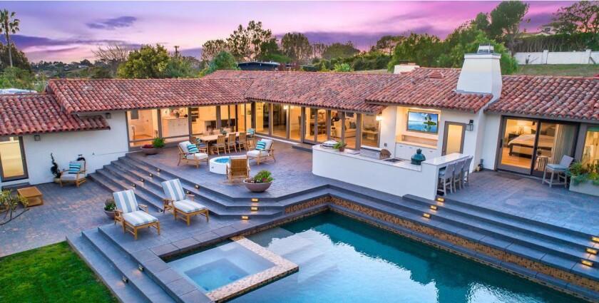 Bill Kreutzmann's Malibu home