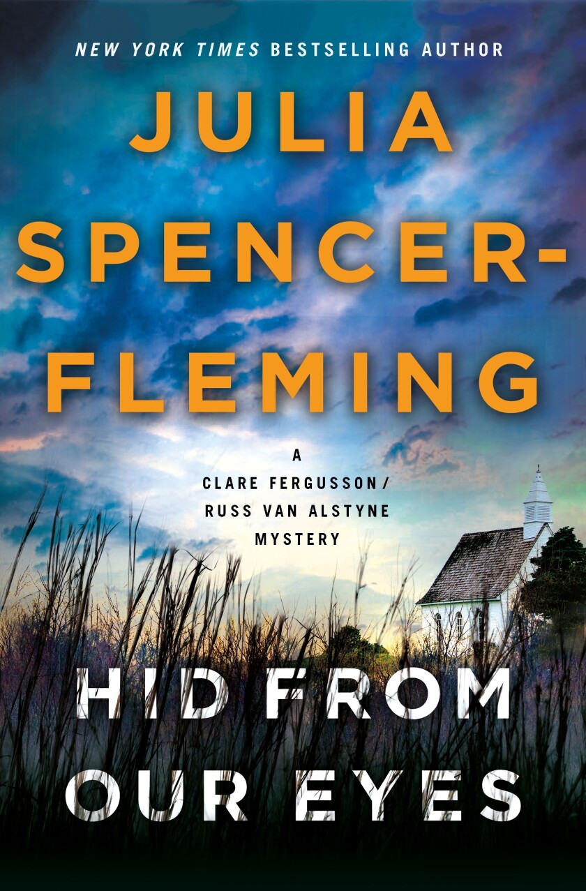 Book Review - Hid From Our Eyes