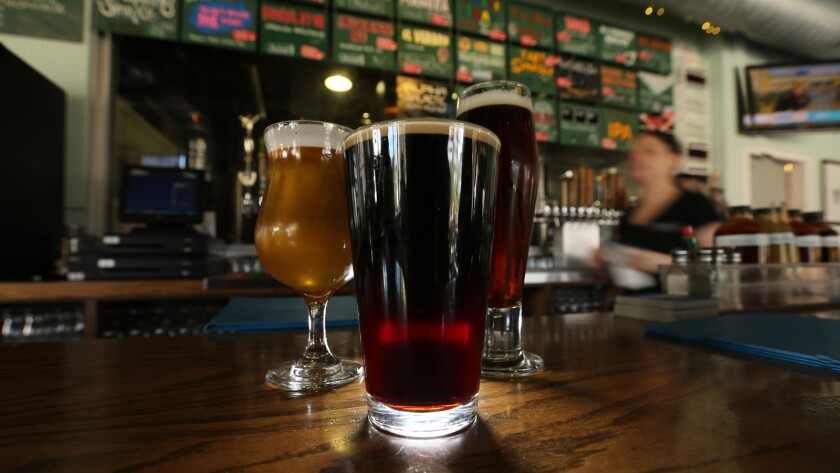 Beachwood Brewing in Long Beach won the World Beer Cup award for Champion L