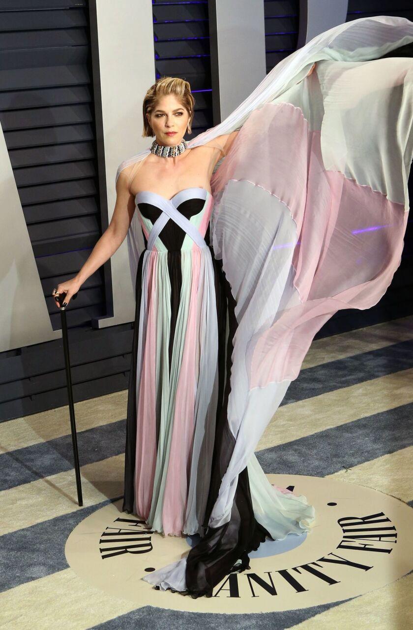 Vanity Fair Oscar Party - 90th Academy Awards, Beverly Hills, USA - 24 Feb 2019