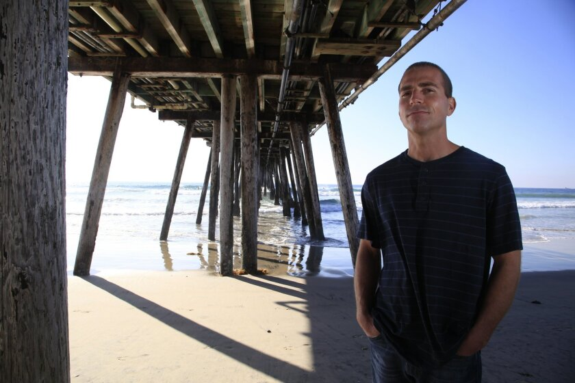 Uriah Courtney was wrongfully convicted and incarcerated for eight years of a life sentence for rape before being cleared by DNA evidence. David Brooks / U-T San Diego