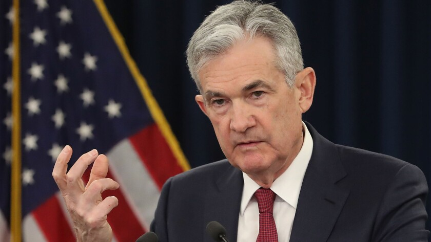 Fed Chair Jerome Powell Holds News Conference After Interest Rate Decisiom