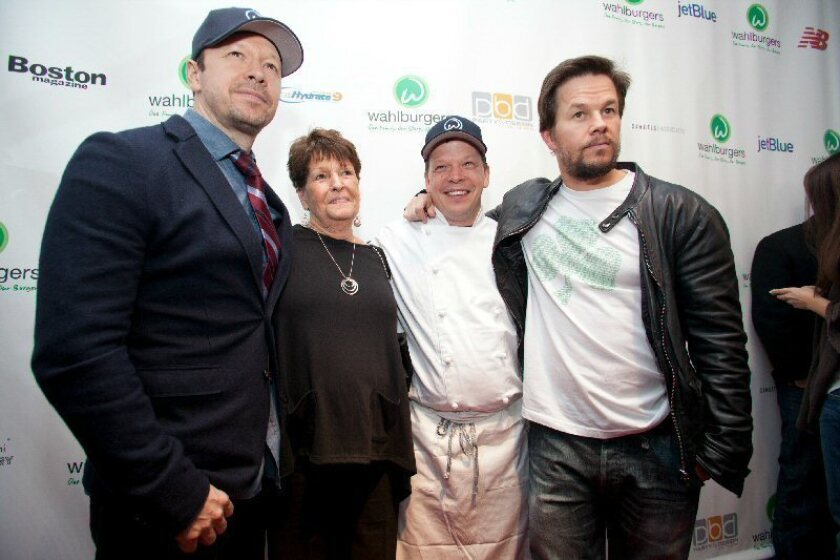 Mark Wahlberg's restaurant Wahlburgers to expand into Canada