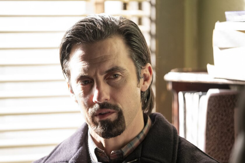 """Milo Ventimiglia as Jack Pearson in """"This Is Us."""""""