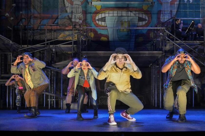 """""""Kiss My Aztec!"""", un musical de Leguizamo en defensa de la latinidad"""
