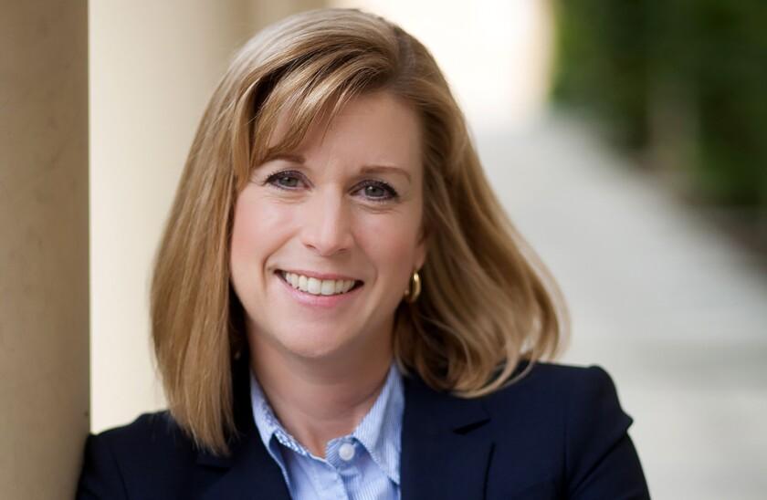 State Assemblywoman Christy Smith
