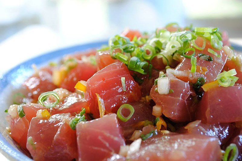 "In honor of his 7th annual I Love Poke Festival on May 24, founder Nino ""Neens"" Camilo picks 10 of his favorite restaurants for true Hawaiian-style poke in San Diego. In no particular order, here are some of his favorites, in his own words."