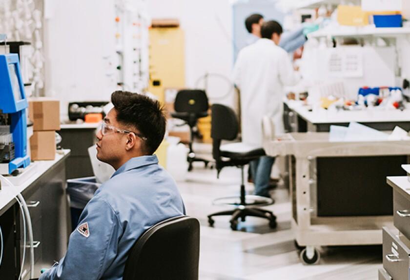 El laboratorio de Vividion Therapeutics