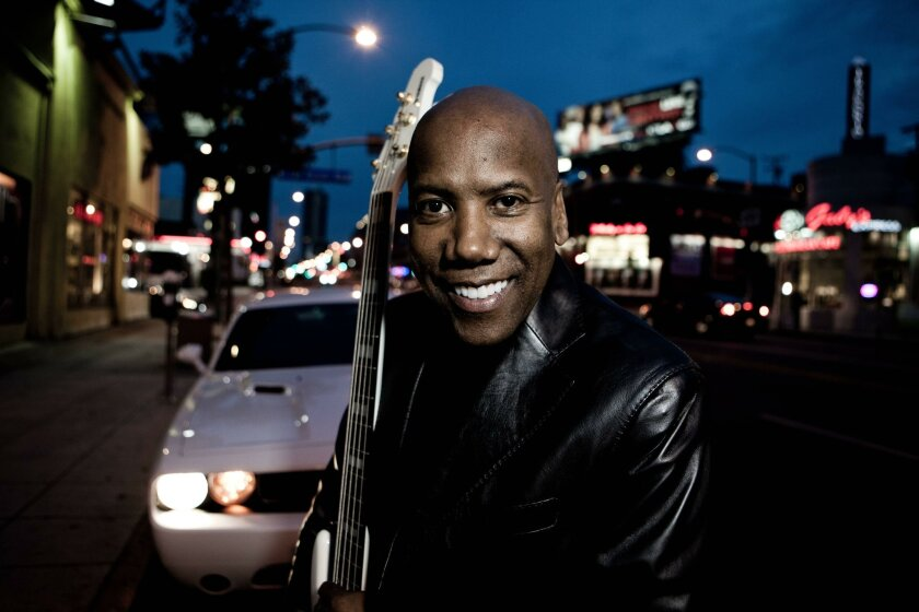 Nathan East will perform with Lionel Richie, Luke Bryan, John Legend, Demi Lovato and Meghan Trainor as part of a salute to Richie.