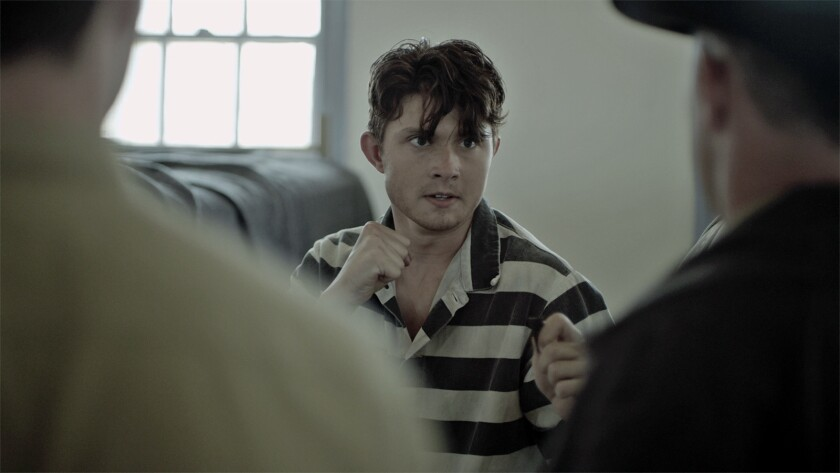 """Mateus Ward in a scene from the """"Meanest Man in Texas."""" Credit: Ammo Content"""