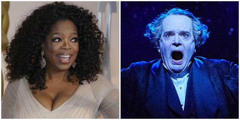 Oprah Winfrey; Jefferson Mays