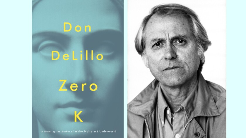 """Don DeLillo's forthcoming novel, """"Zero K,"""" will be released in May 2016."""