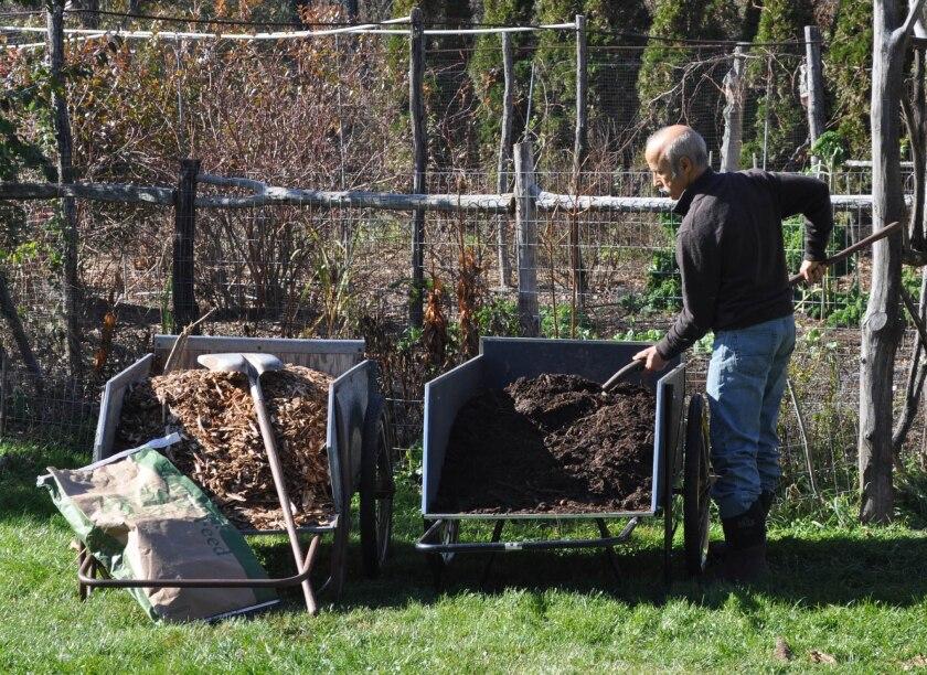 Gardening Bare Ground