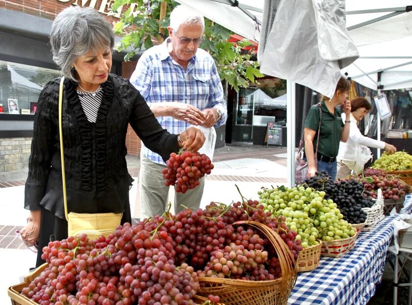 Downtown Glendale farmers market shuts down