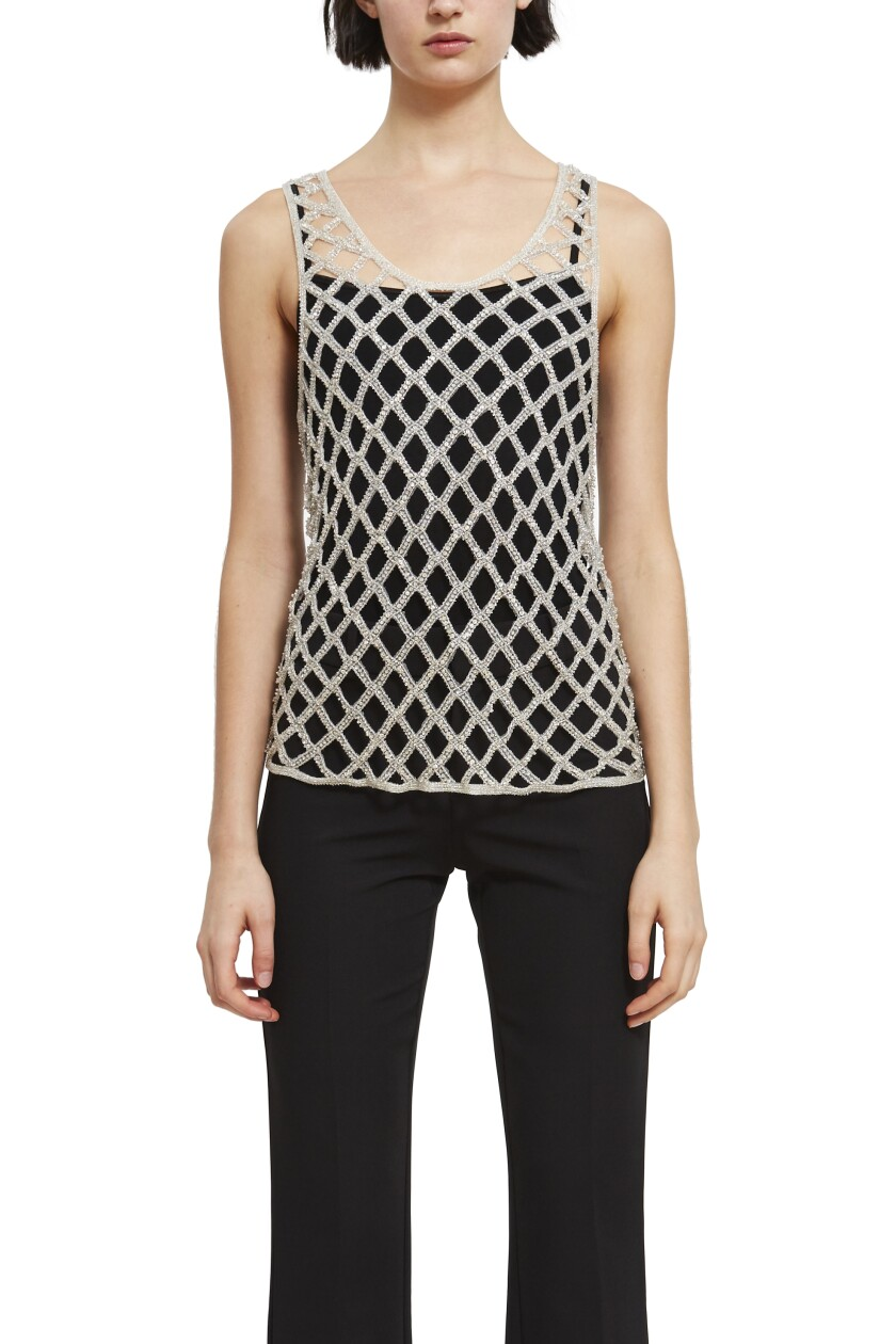 The Hydra tank top from LAZOSCHMIDL.