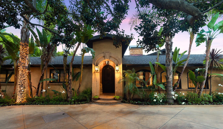 Pete Wentz's Encino home