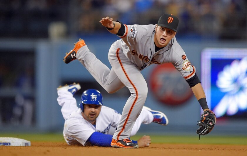The NL West houses baseball's most expensive roster and a franchise that has won three of the last six World Series, but the division has been one of the most underwhelming to date. No division leader has a lower winning percentage than the Giants (.550), who had to win five straight just to move above .500. The $250 million Dodgers are just one game above .500 and in third place behind the surprisingly resilient Rockies. The Padres, meanwhile, are alone in last place heading into a stretch in which they play 12 straight games against the NL West, including six games against the Giants – three at Petco Park and three in San Francisco.