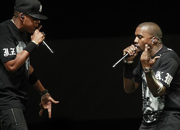 'Watch the Throne' concert
