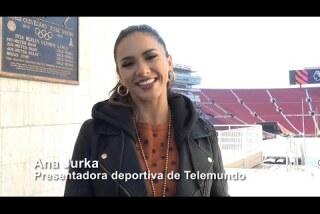 La presentadora deportiva de Telemundo, Ana Jurka, será anfitriona del Premier League Fan Fest en Los Ángeles