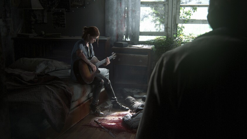 """The Last of Us Part II"" is bleak but aims to navigate trauma and stress."