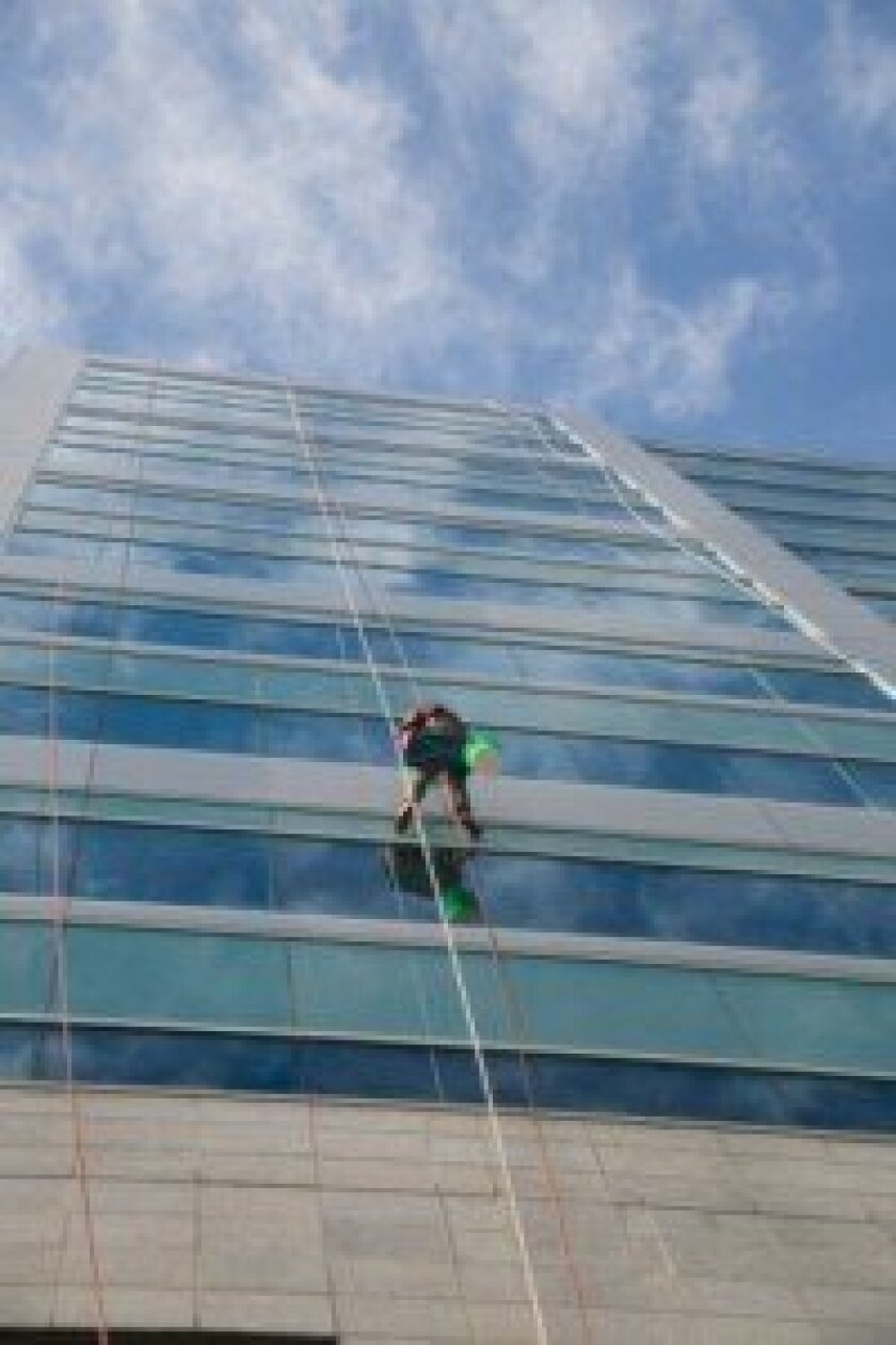 Personal injury San Diego - Window Washing - Michael Pines attorney in San Diego comments on story