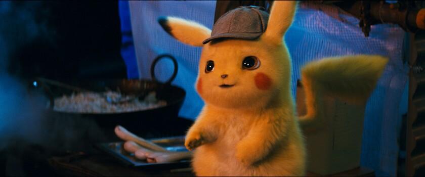 Detective Pikachú